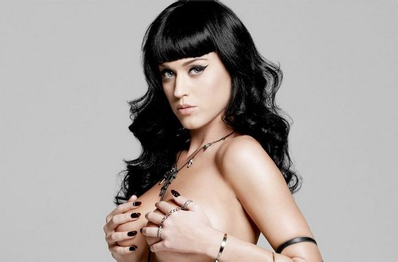 Katy Perry Dark Horse Nude