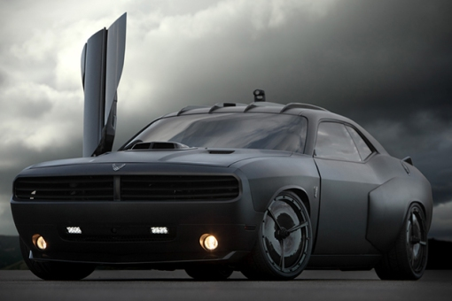 Dodge-Challenger-Vapor-for-US-Air-Force-1