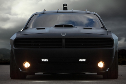 Dodge-Challenger-Vapor-for-US-Air-Force-2