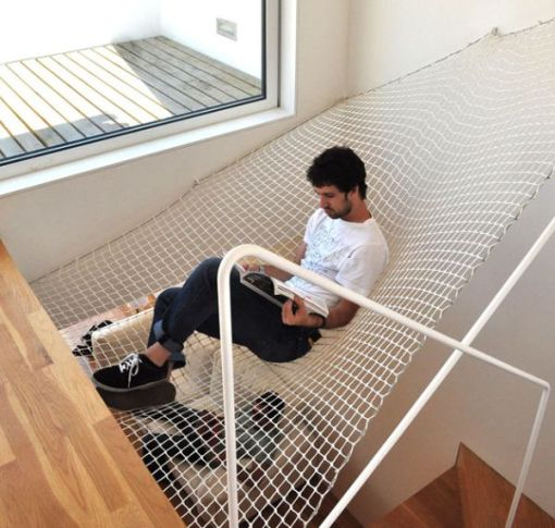 Indoor-Hammock-Bed