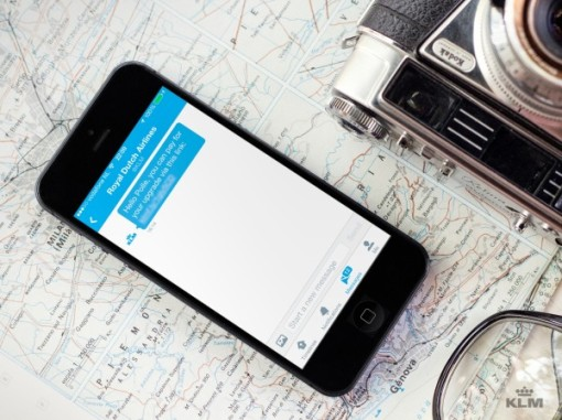 KLM-Twitter-message-600x449