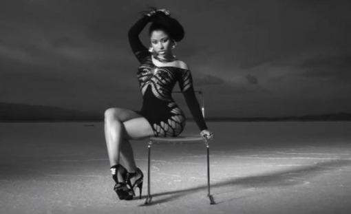 Nicki-Minaj-Lookin-Ass-Nigga-1