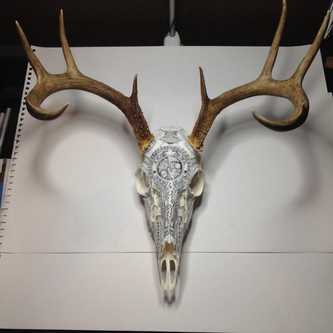 peter-deligdisch-skull-art-ink-drawking-pyrography4