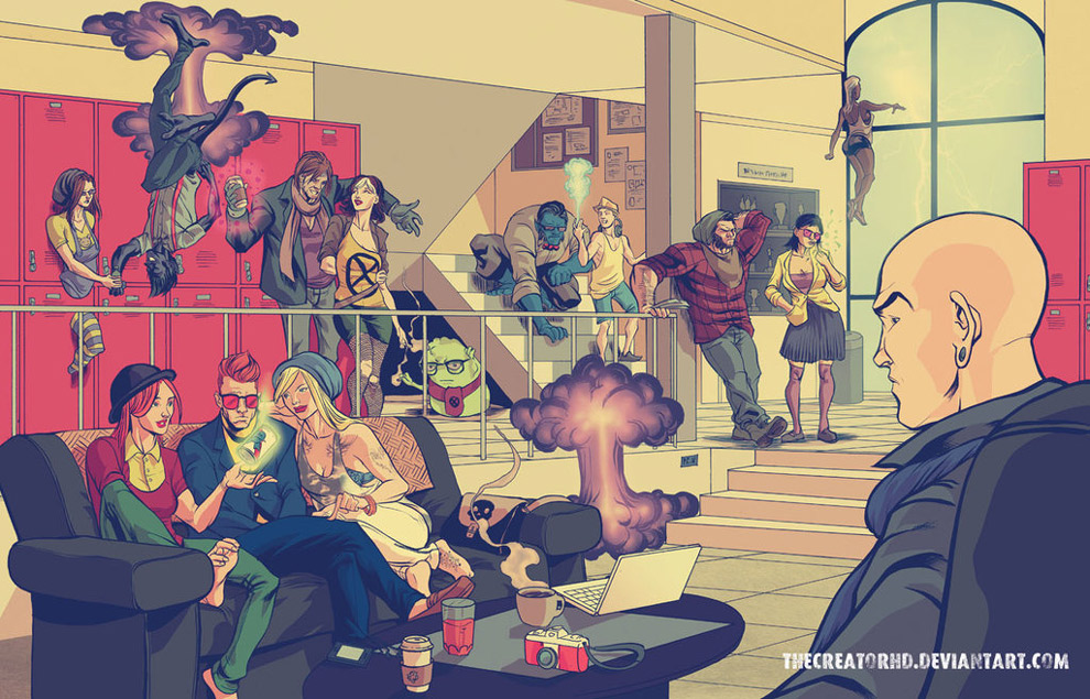 x-men-hipsters