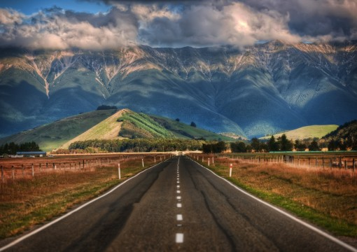 The Long Road in NZ-X3