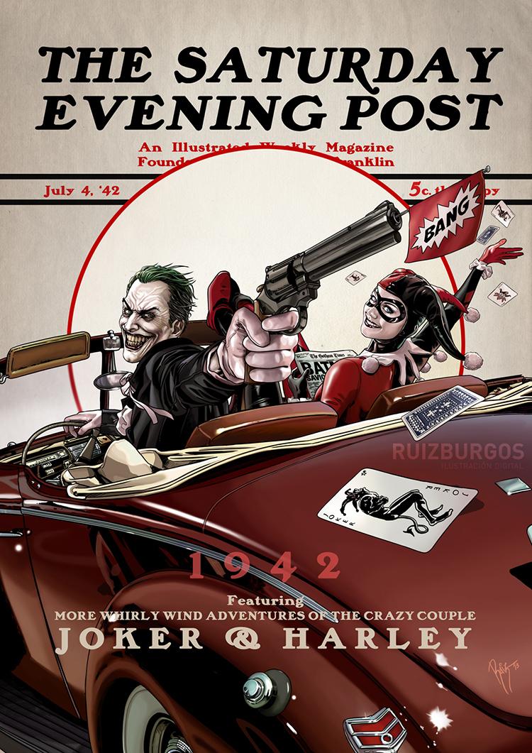 Joker-and-Harley-1942